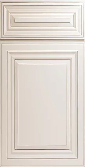 kitchen cabinets creme glaze