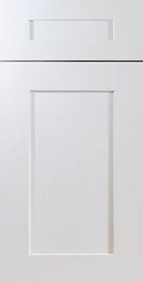 Kitchen cabinets white shaker